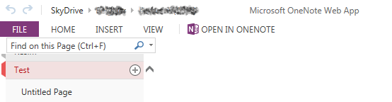 OneNote SkyDrive Sync - Onetastic for OneNote